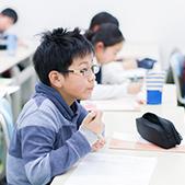 集団授業で得意科目をさらに伸ばす